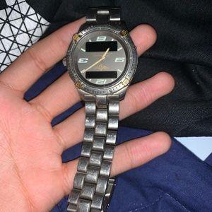 "A ""breitling"" watch"